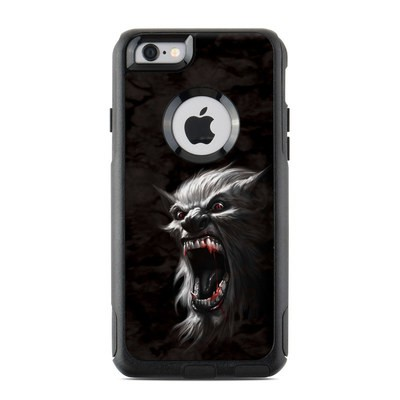 OtterBox Commuter iPhone 6 Case Skin - Wolfman