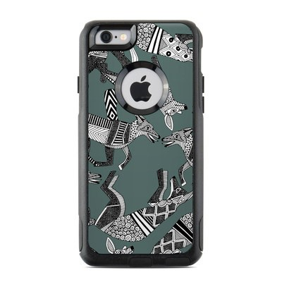 OtterBox Commuter iPhone 6 Case Skin - Woodland Fox