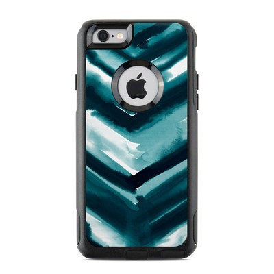OtterBox Commuter iPhone 6 Case Skin - Watercolor Chevron