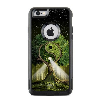 OtterBox Commuter iPhone 6 Case Skin - Yin Yang Tree