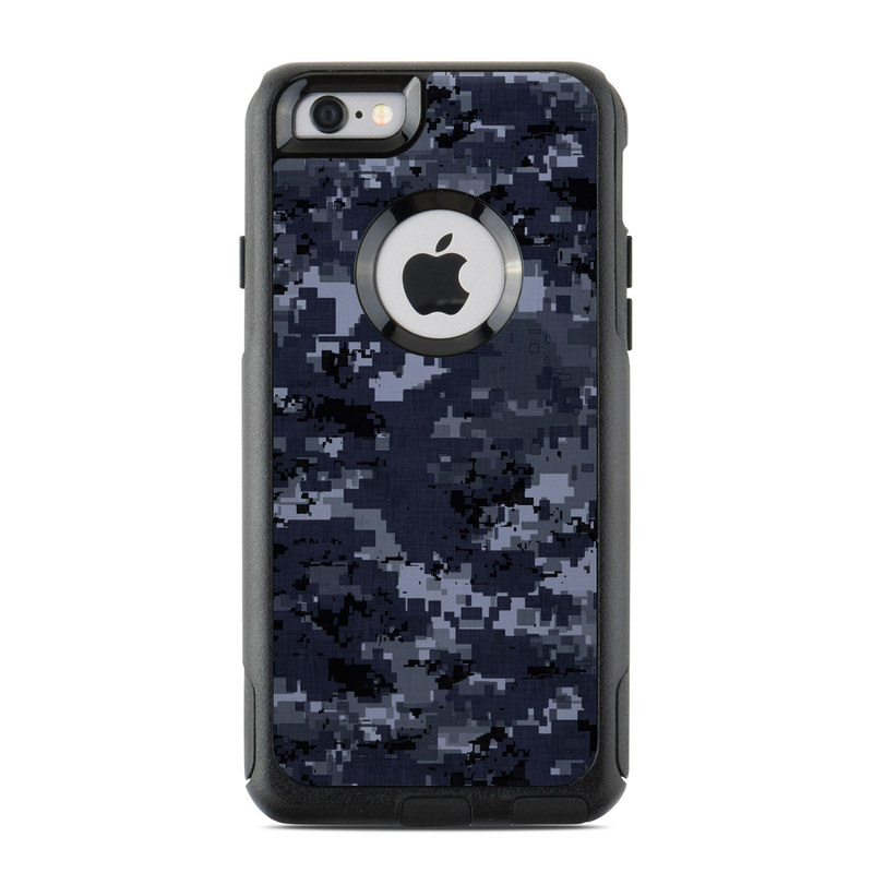 OtterBox Commuter iPhone 6 Case Skin - Digital Navy Camo by Camo ... 90cecf0964e2