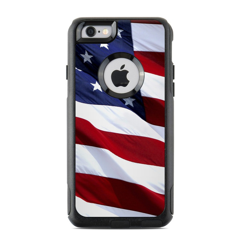 otterbox for iphone 6 otterbox commuter iphone 6 skin patriotic by flags 15811