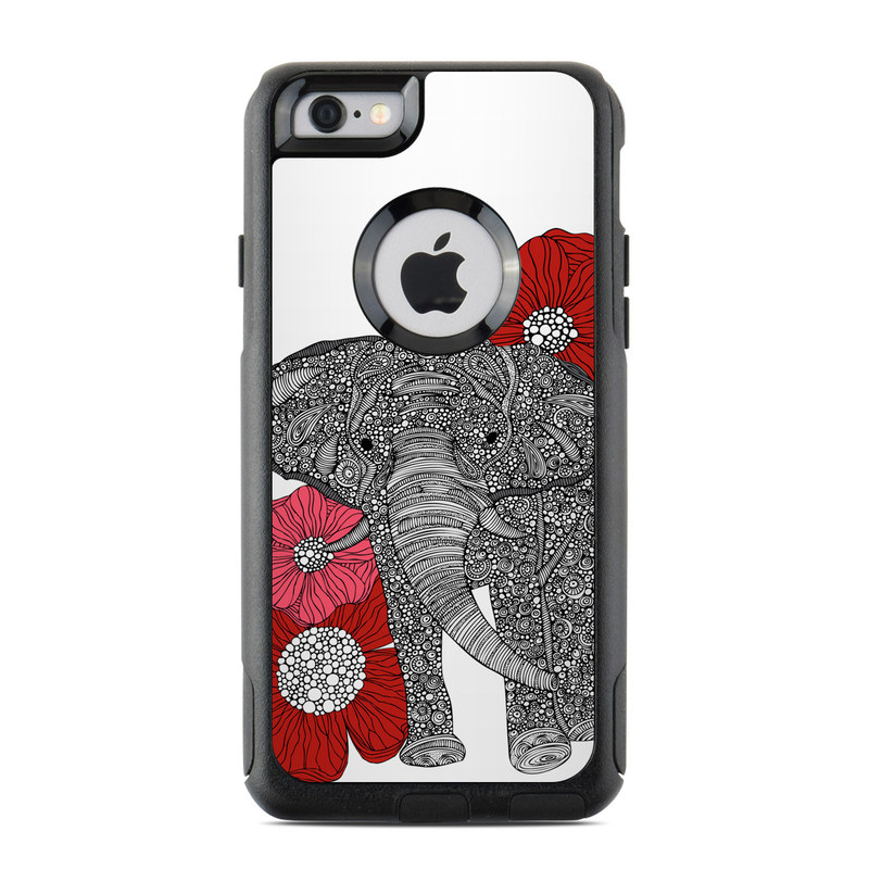 otterbox for iphone 6 otterbox commuter iphone 6 skin the elephant by 15811