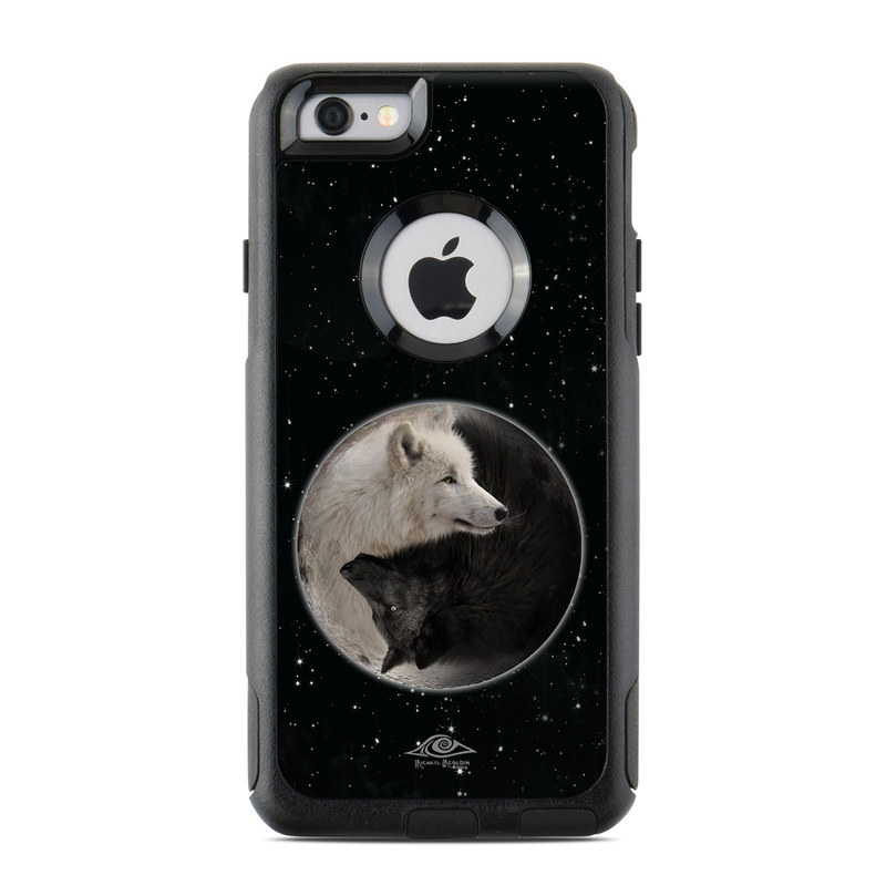 Bluelans Cool Wolf Phone Case Cover for iPhone 6S 7 Plus