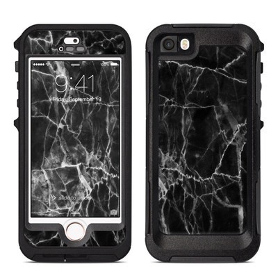OtterBox Preserver iPhone 5 Case Skin - Black Marble