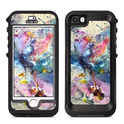OtterBox Preserver iPhone 5 Case Skin - Cosmic Flower