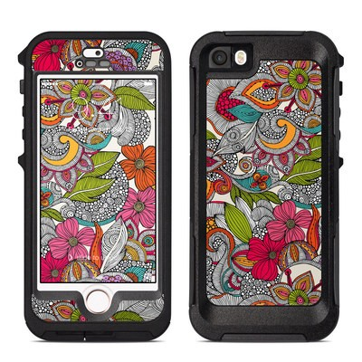 OtterBox Preserver iPhone 5 Case Skin - Doodles Color