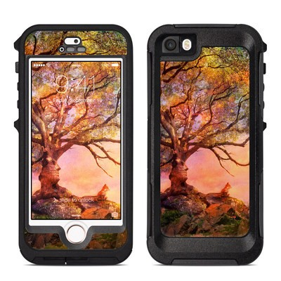 OtterBox Preserver iPhone 5 Case Skin - Fox Sunset