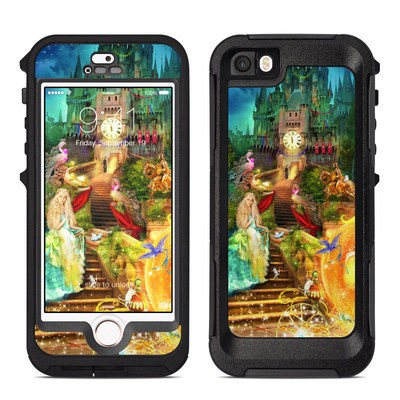 OtterBox Preserver iPhone 5 Case Skin - Midnight Fairytale