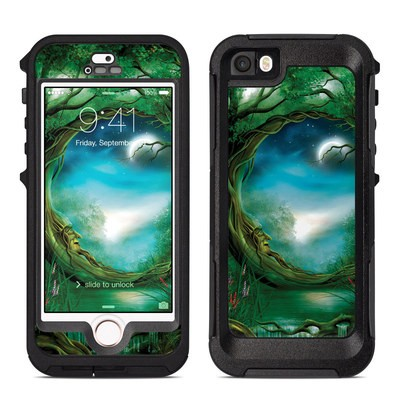 OtterBox Preserver iPhone 5 Case Skin - Moon Tree