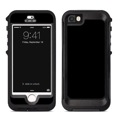 OtterBox Preserver iPhone 5 Case Skin - Solid State Black