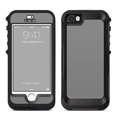 OtterBox Preserver iPhone 5 Case Skin - Solid State Grey