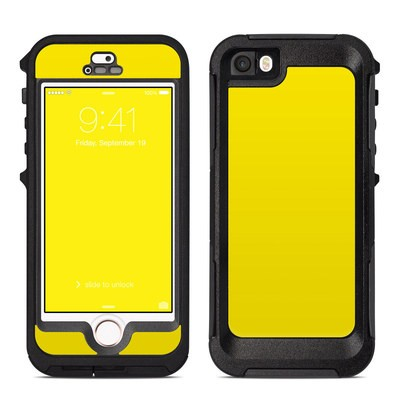 OtterBox Preserver iPhone 5 Case Skin - Solid State Yellow