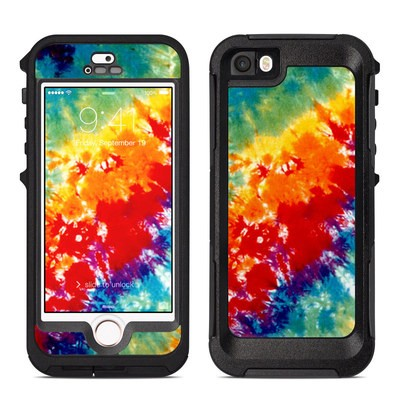 OtterBox Preserver iPhone 5 Case Skin - Tie Dyed