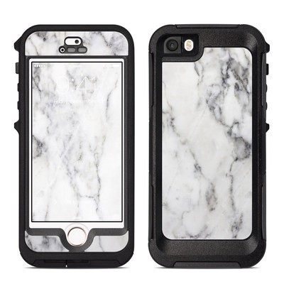 OtterBox Preserver iPhone 5 Case Skin - White Marble