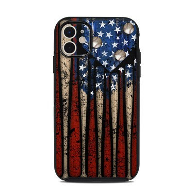 OtterBox Symmetry iPhone 11 Case Skin - Old Glory