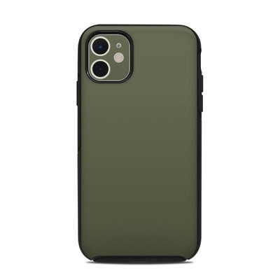 OtterBox Symmetry iPhone 11 Case Skin - Solid State Olive Drab