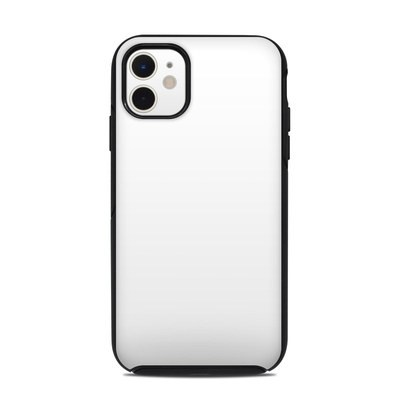 OtterBox Symmetry iPhone 11 Case Skin - Solid State White