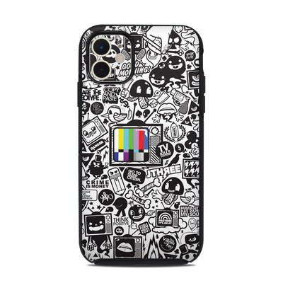 OtterBox Symmetry iPhone 11 Case Skin - TV Kills Everything