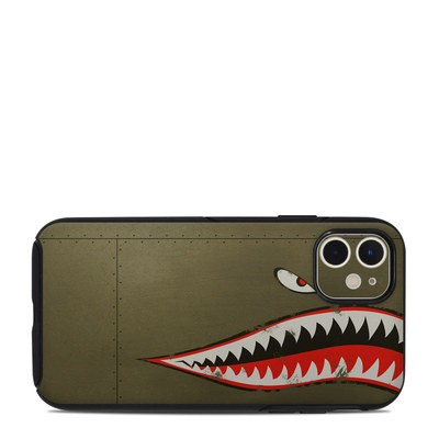 OtterBox Symmetry iPhone 11 Case Skin - USAF Shark