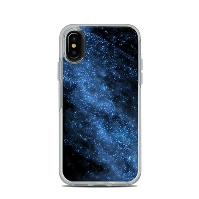 OtterBox Symmetry Clear iPhone X Case Skin - Milky Way