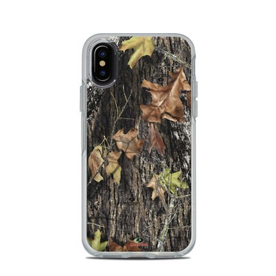 OtterBox Symmetry Clear iPhone X Case Skin - Break-Up