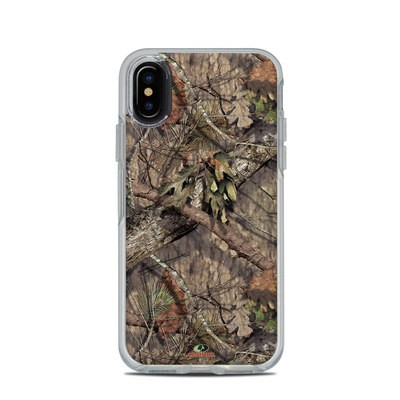 OtterBox Symmetry Clear iPhone X Case Skin - Break-Up Country