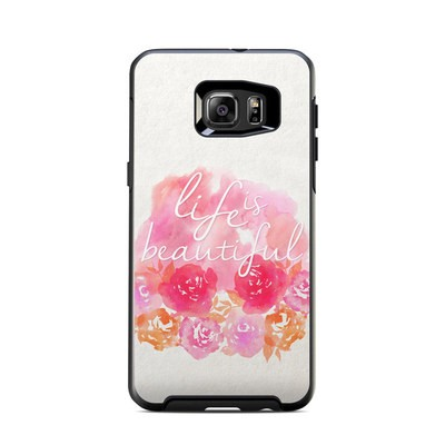 OtterBox Symmetry Samsung Galaxy S6 Edge Plus Skin - Beautiful