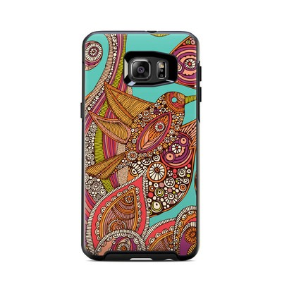 Otterbox Symmetry Samsung Galaxy S6 Edge Plus Skin - Bird In Paradise
