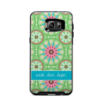 Otterbox Symmetry Samsung Galaxy S6 Edge Plus Skin - Boho