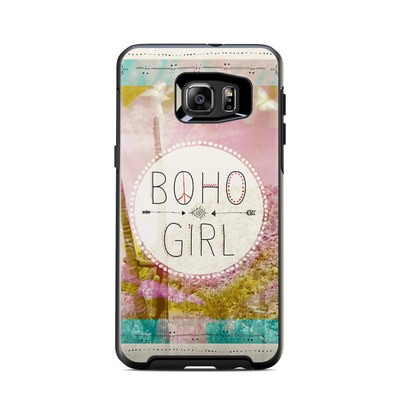 Otterbox Symmetry Samsung Galaxy S6 Edge Plus Skin - Boho Girl