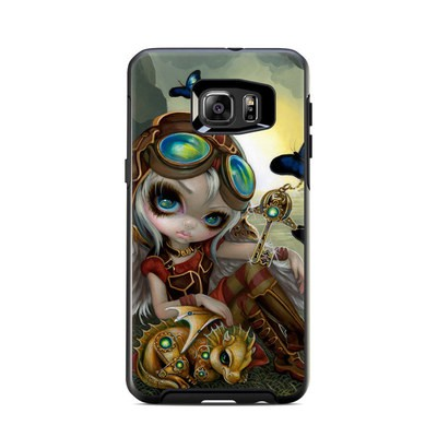 Otterbox Symmetry Samsung Galaxy S6 Edge Plus Skin - Clockwork Dragonling