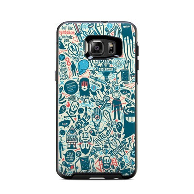 OtterBox Symmetry Samsung Galaxy S6 Edge Plus Skin - Committee