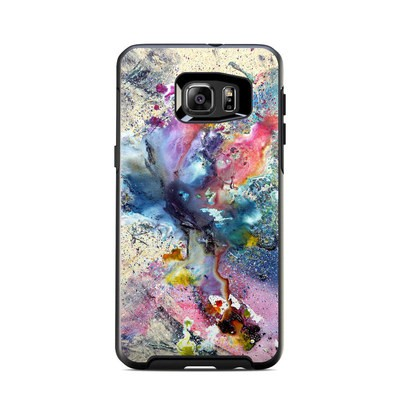 Otterbox Symmetry Samsung Galaxy S6 Edge Plus Skin - Cosmic Flower