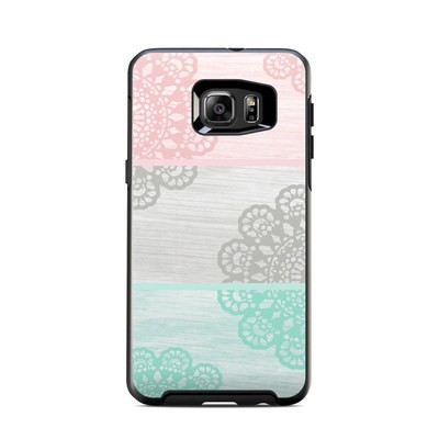 OtterBox Symmetry Samsung Galaxy S6 Edge Plus Skin - Doily