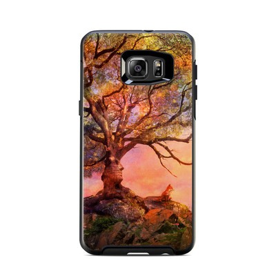 Otterbox Symmetry Samsung Galaxy S6 Edge Plus Skin - Fox Sunset