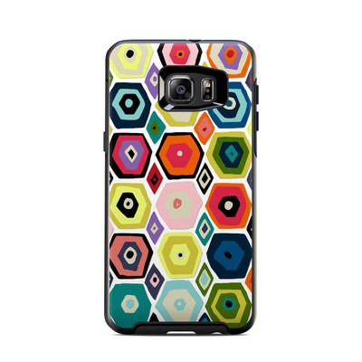 Otterbox Symmetry Samsung Galaxy S6 Edge Plus Skin - Hex Diamond