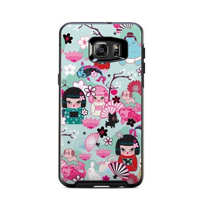 Otterbox Symmetry Samsung Galaxy S6 Edge Plus Skin - Kimono Cuties