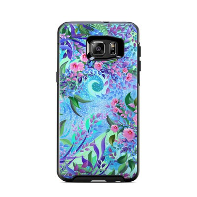 Otterbox Symmetry Samsung Galaxy S6 Edge Plus Skin - Lavender Flowers