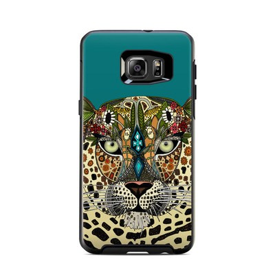 Otterbox Symmetry Samsung Galaxy S6 Edge Plus Skin - Leopard Queen