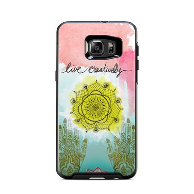 Otterbox Symmetry Samsung Galaxy S6 Edge Plus Skin - Live Creative