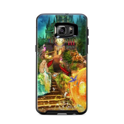 Otterbox Symmetry Samsung Galaxy S6 Edge Plus Skin - Midnight Fairytale