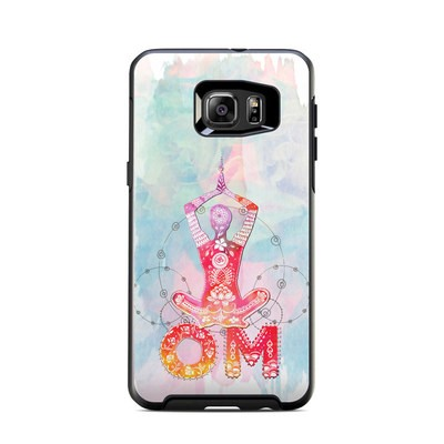 Otterbox Symmetry Samsung Galaxy S6 Edge Plus Skin - Om Spirit