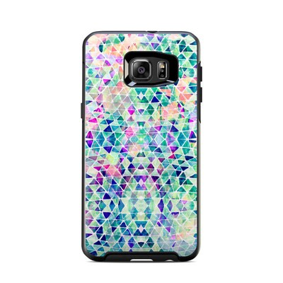 OtterBox Symmetry Samsung Galaxy S6 Edge Plus Skin - Pastel Triangle