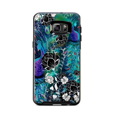 Otterbox Symmetry Samsung Galaxy S6 Edge Plus Skin - Peacock Garden