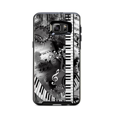 OtterBox Symmetry Samsung Galaxy S6 Edge Plus Skin - Piano Pizazz