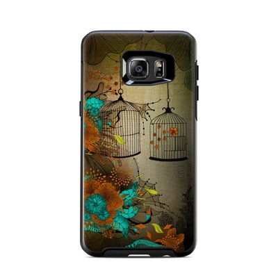 OtterBox Symmetry Samsung Galaxy S6 Edge Plus Skin - Rusty Lace
