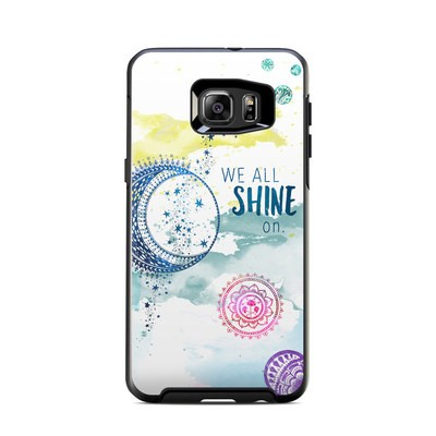 Otterbox Symmetry Samsung Galaxy S6 Edge Plus Skin - Shine On