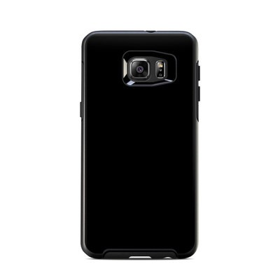 OtterBox Symmetry Samsung Galaxy S6 Edge Plus Skin - Solid State Black