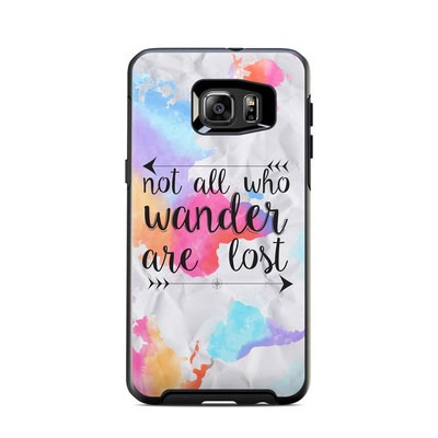 OtterBox Symmetry Samsung Galaxy S6 Edge Plus Skin - Wander